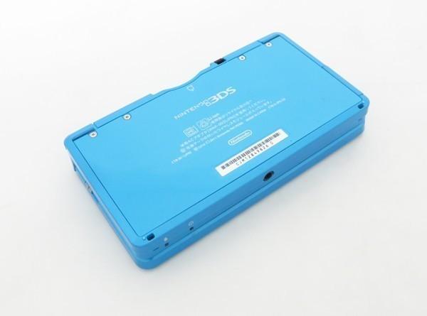 【本体新品同様】 ニンテンドー 3DS 本体 ライトブルー 希少_画像7