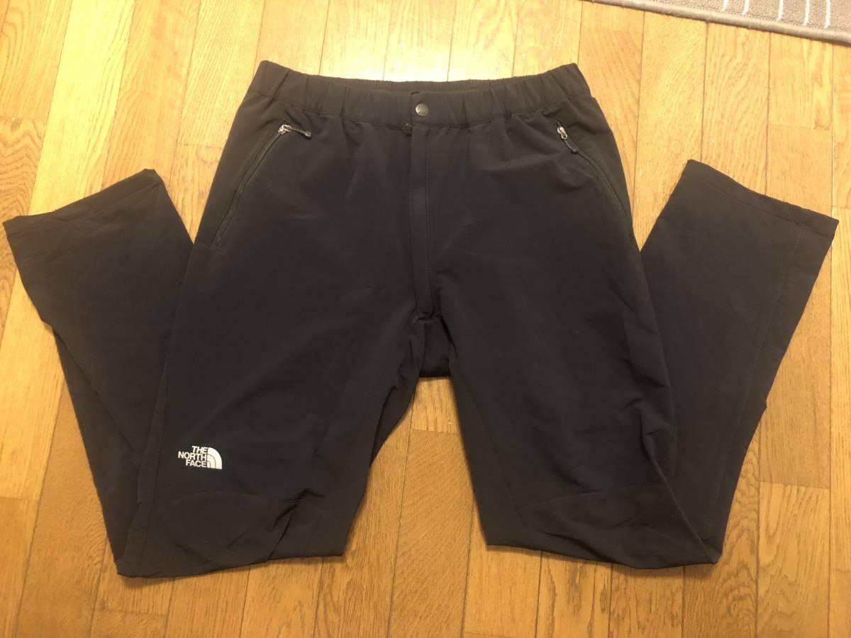 The North Face Alpine Light Pants アルパインライトパンツ(メンズ) Black L