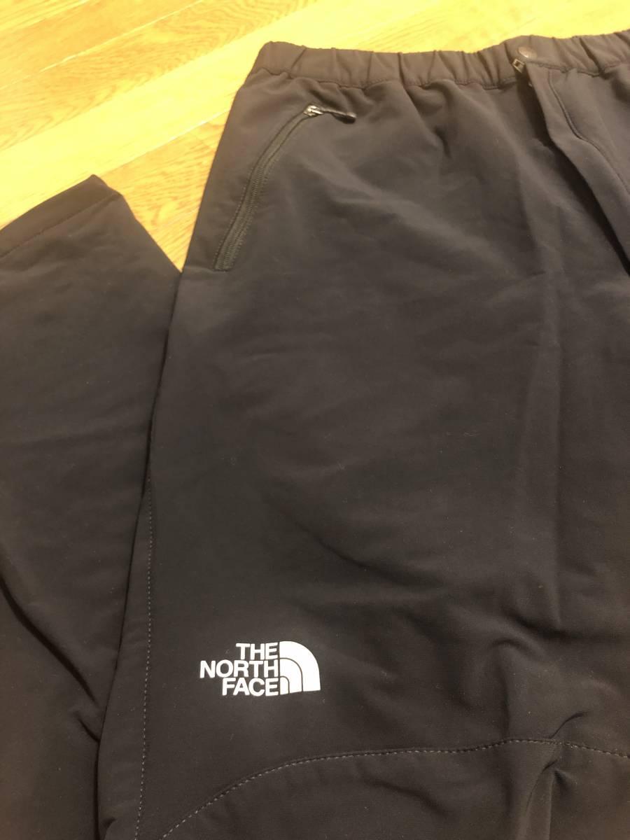 The North Face Alpine Light Pants アルパインライトパンツ(メンズ) Black L_画像2