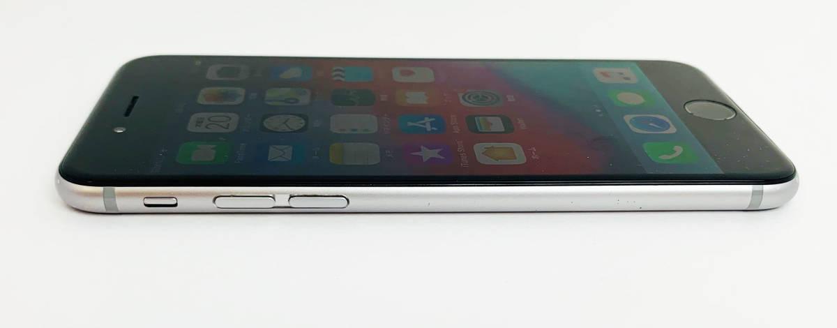 質屋出店 中古品 初期化済み Apple iPhone6 A1586 MG4A2J/A 128GB スペースグレイ ○判定 ジャンク品 1円オークション_画像9