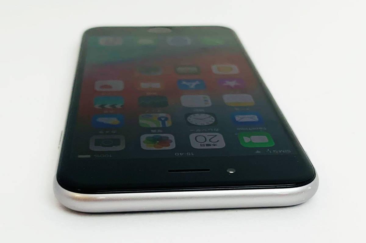 質屋出店 中古品 初期化済み Apple iPhone6 A1586 MG4A2J/A 128GB スペースグレイ ○判定 ジャンク品 1円オークション_画像10