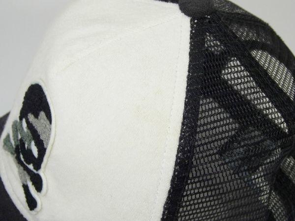 M4241*ダンスウィズドラゴン×New Era/ニューエラ*迷彩スカル*コラボパイルキャップ/ゴルフキャップ/スナップバックキャップ/帽子_画像5