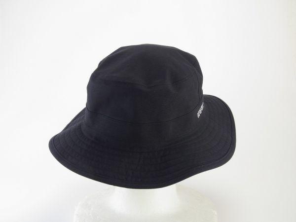F4459*THE NORTH FACE/ノースフェイス*NN01605*折りたたみ/持ち運び可能*GORE-TEX/ゴアテックスハット/バケットハット/帽子*黒*XL_画像3