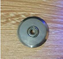 電動ミシン目加工/ 筋入れ加工/ スリッター加工 A3 卓上タイプ 1台3役 ASSM2-460_ベアリング付スリッター刃