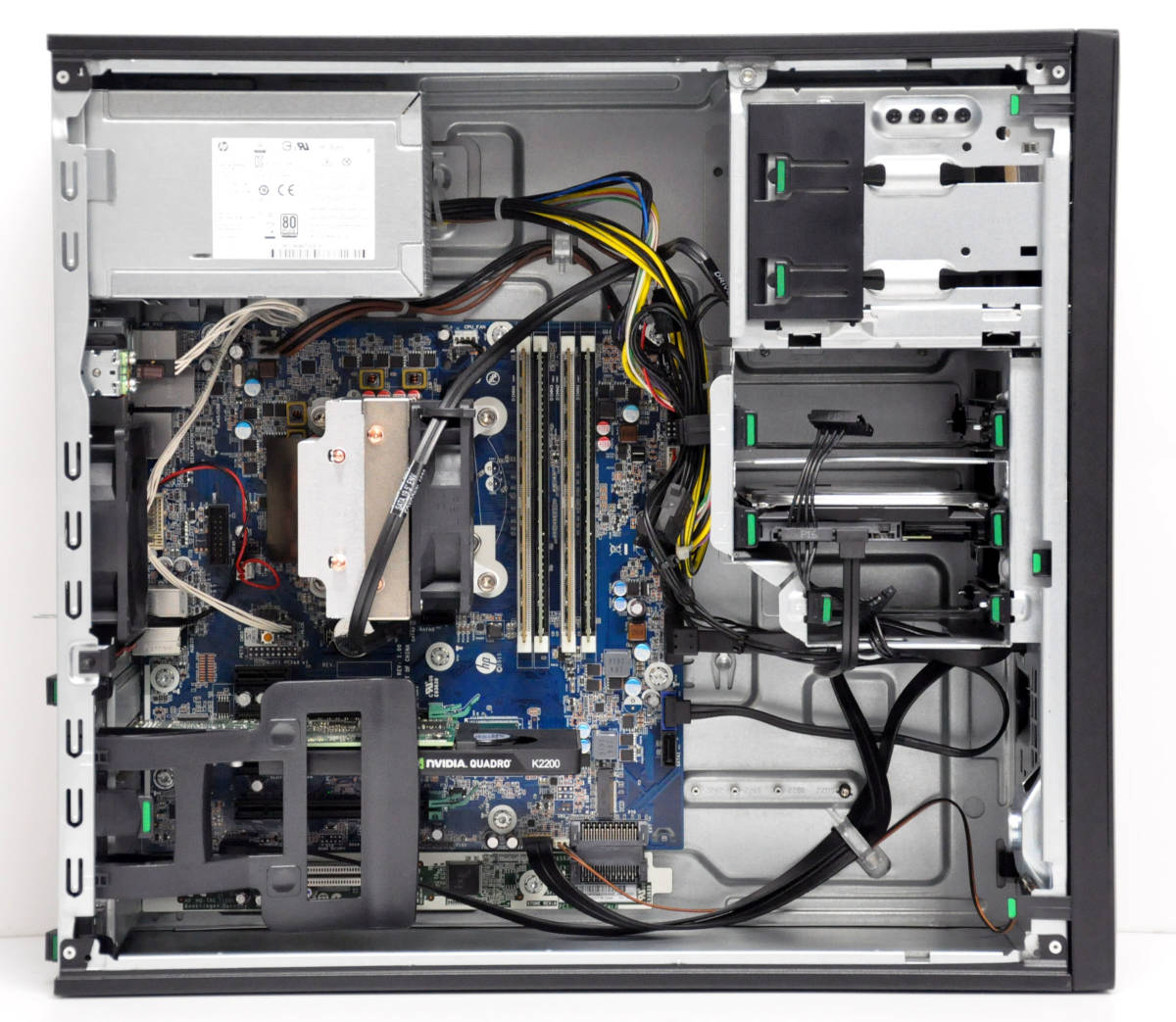 beautiful goods Xeon-v5 installing HP Z240 Xeon E3-1280v5 3.7GHz / memory 16GB / new goods SSD240+1TB / Quadro K2000 / multi / Win10