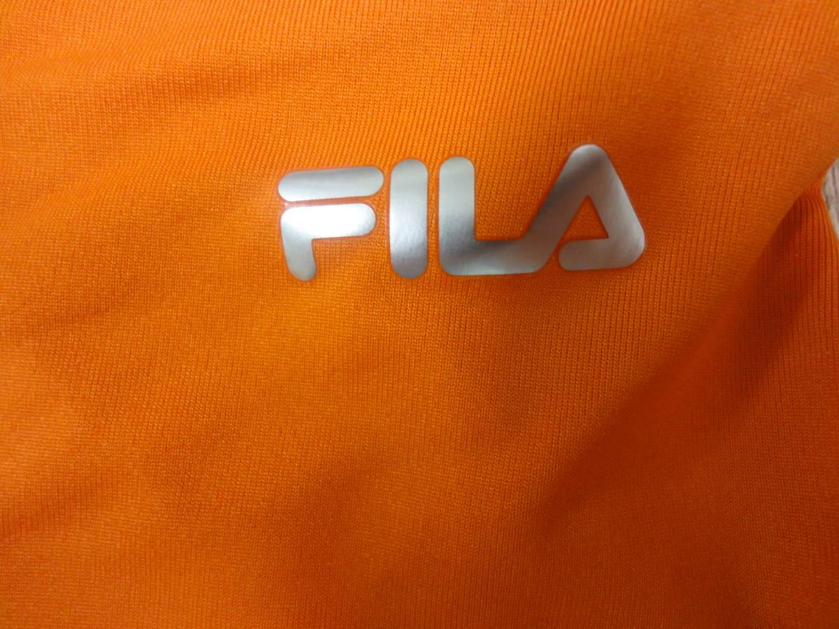 訳有新品★FILA フィラ レディースインナーパンツ☆セミボクサータイプ L オレンジ 578_画像4