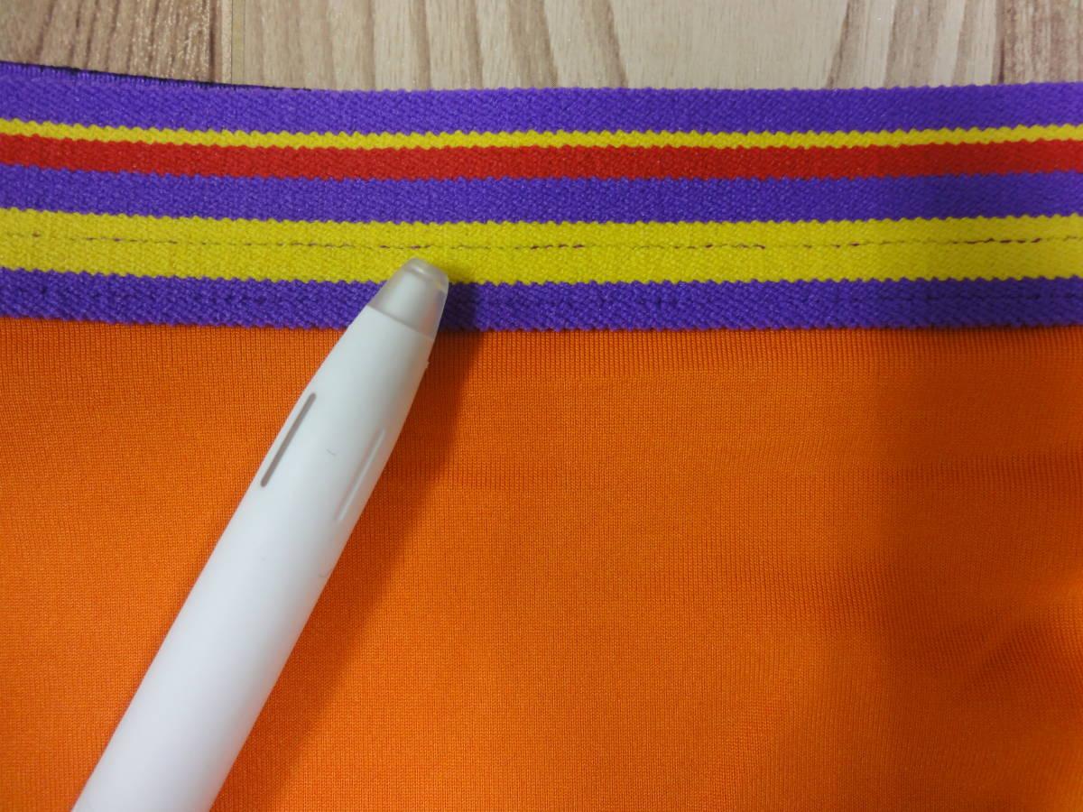 訳有新品★FILA フィラ レディースインナーパンツ☆セミボクサータイプ L オレンジ 578_画像6