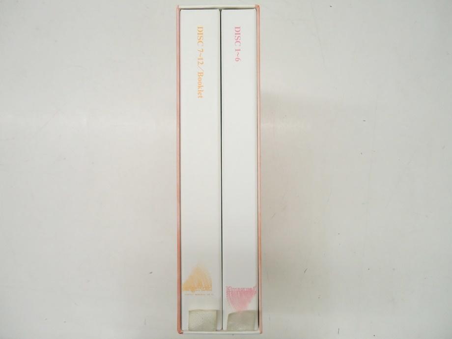 きまぐれオレンジロード PERFECT MEMORIAL ON TV LD BOX 12枚組 美品 ボックス まつもと泉 高田明美 スタジオぴえろ レーザーディスク お宝_画像4