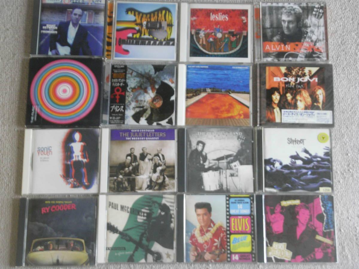 洋楽 CDアルバム 大量 180枚セット / BEATLES、BOB DYLAN、PINK FLOYD、THE WHO、BEACH BOYS、NEIL YOUNG 他_画像2