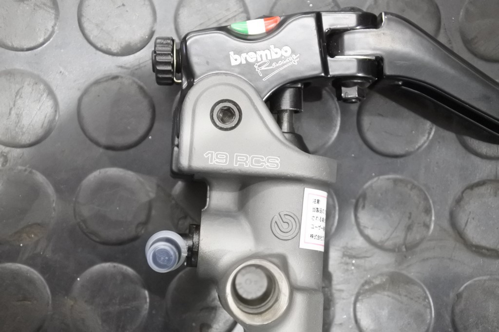 ブレンボ製ブレーキクラッチセット_画像4