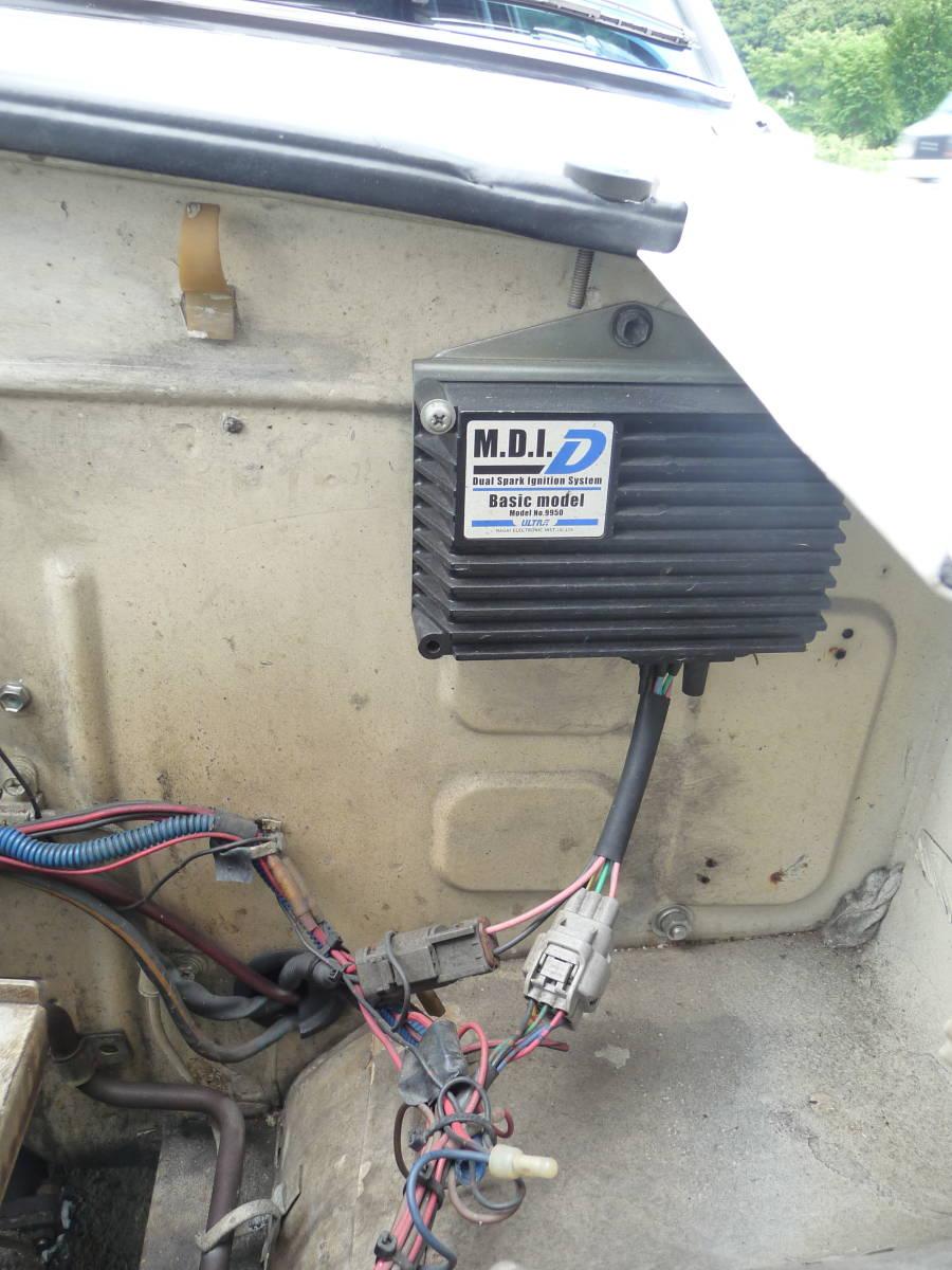 フェアレディZ S53年 3.1 5速 C-GS31改公認 エアコン付 PW付_画像6