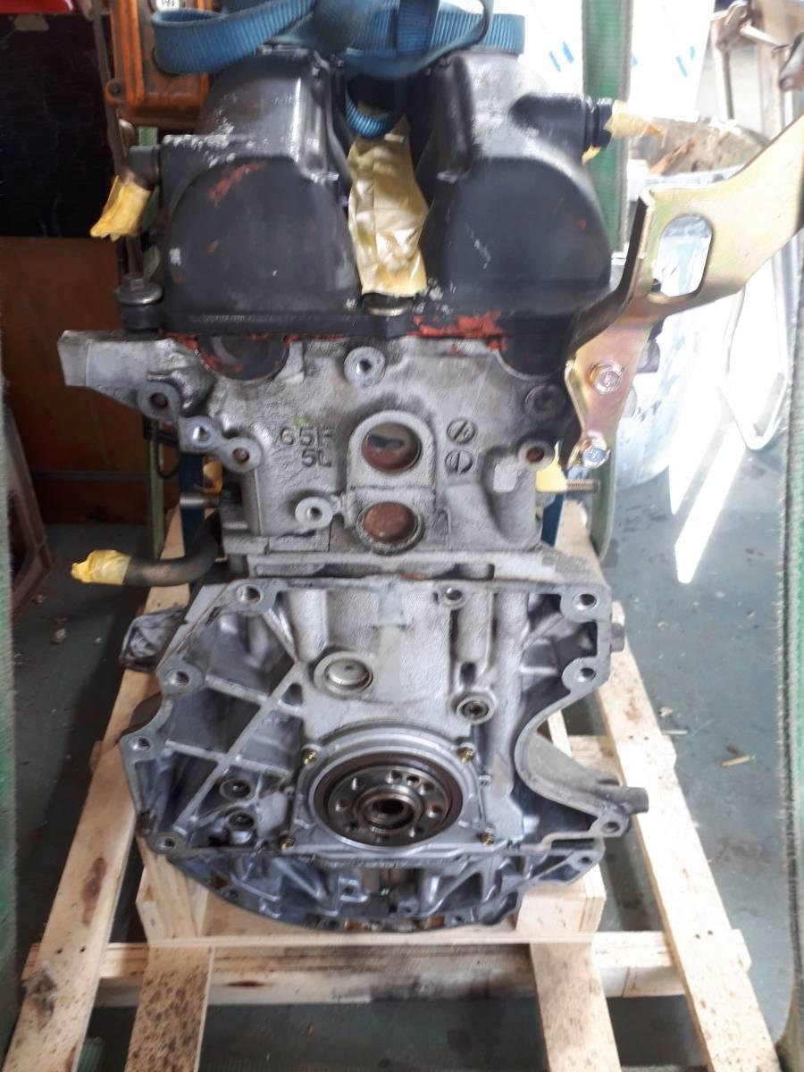 日産 シルビア s14 SR20DET 純正 エンジン 本体 中古 _画像6