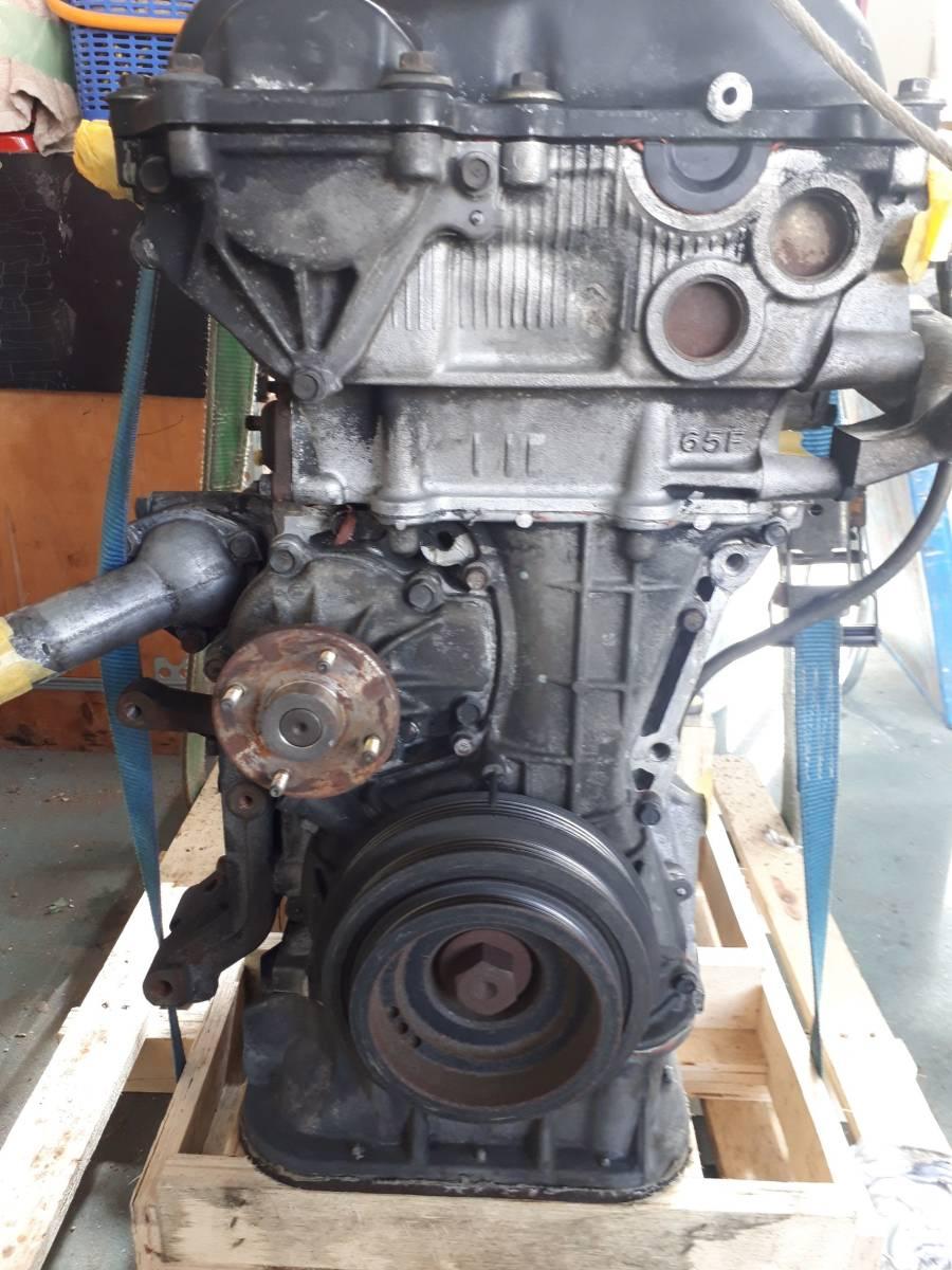 日産 シルビア s14 SR20DET 純正 エンジン 本体 中古