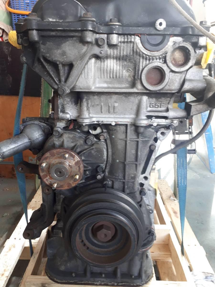 日産 シルビア s14 SR20DET 純正 エンジン 本体 中古 _画像2