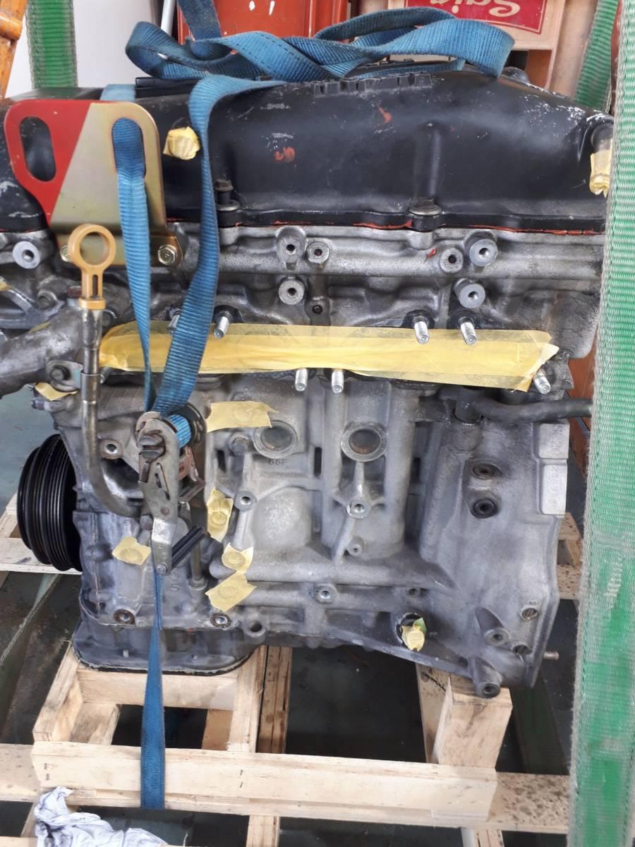日産 シルビア s14 SR20DET 純正 エンジン 本体 中古 _画像3