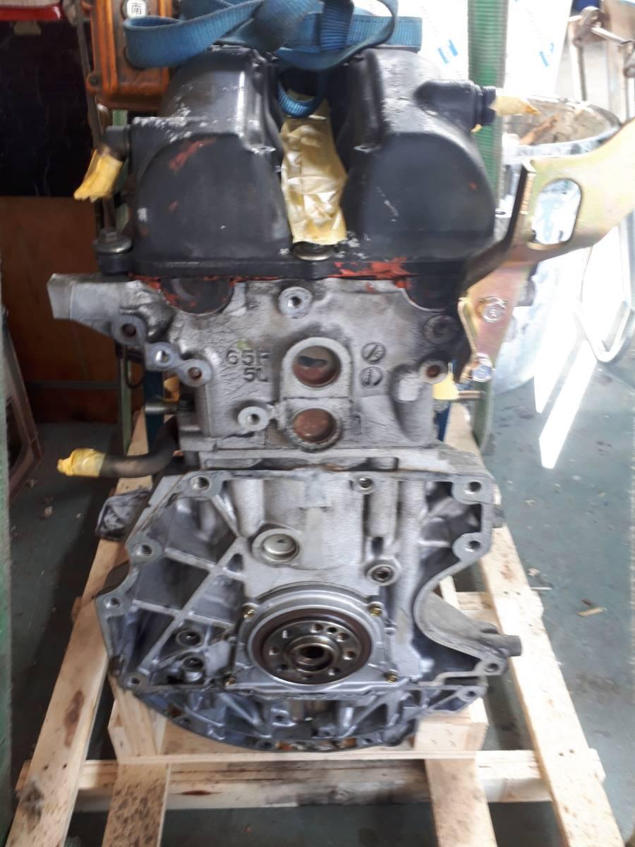 日産 シルビア s14 SR20DET 純正 エンジン 本体 中古 _画像5
