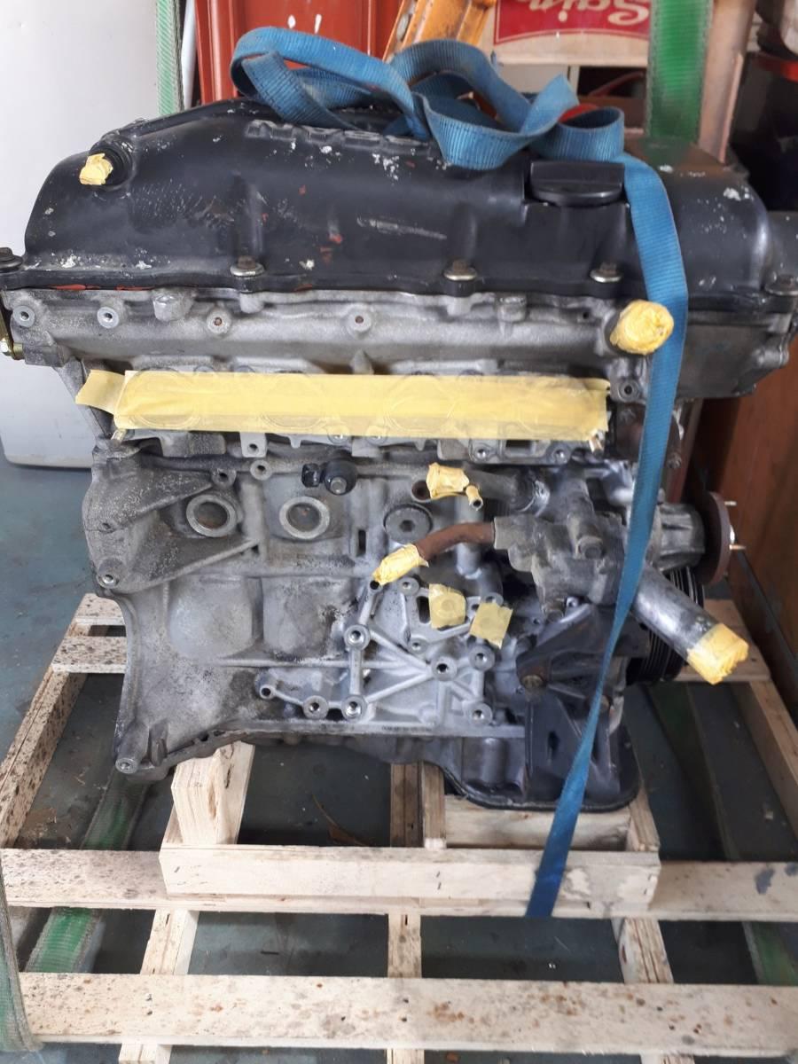 日産 シルビア s14 SR20DET 純正 エンジン 本体 中古 _画像8