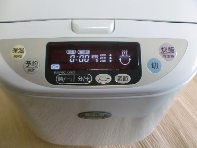リンナイガス炊飯器 αかまど炊き 都市ガス用 12A.13A  RR-10MRT_画像2