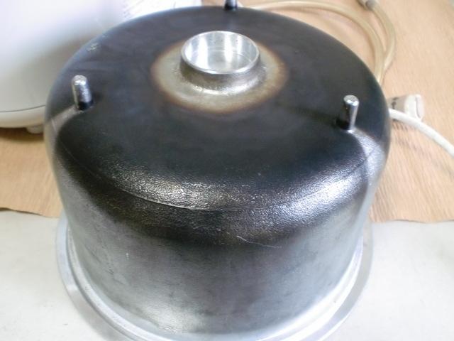 リンナイガス炊飯器 αかまど炊き 都市ガス用 12A.13A  RR-10MRT_画像8
