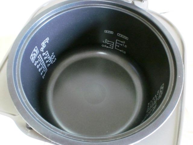 リンナイガス炊飯器 αかまど炊き 都市ガス用 12A.13A  RR-10MRT_画像5