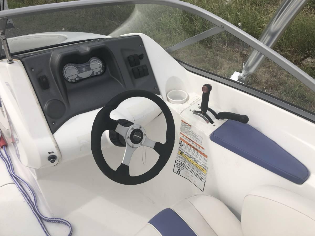 シードゥー180 チャレンジャ ジェットボート トレーラーセット_画像3