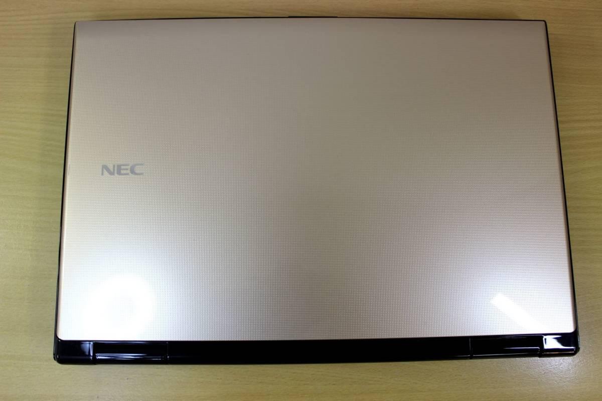 ★新品SSD512GB搭載★ Core i7-3610QM(Ivy Bridge) NEC LL750/H◇ メモリ8G office【YAMAHAサウンド】Blu-ray Webカメラ 最新 Windows10_画像10