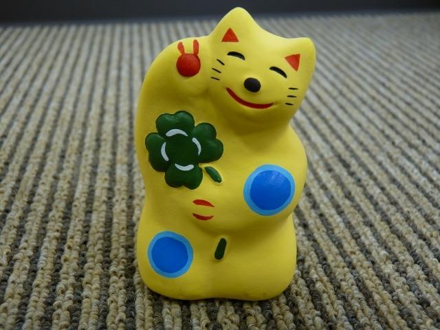 輪葉葉  【新品】  窯出し日限定 【大猫  中猫  小猫】_画像5