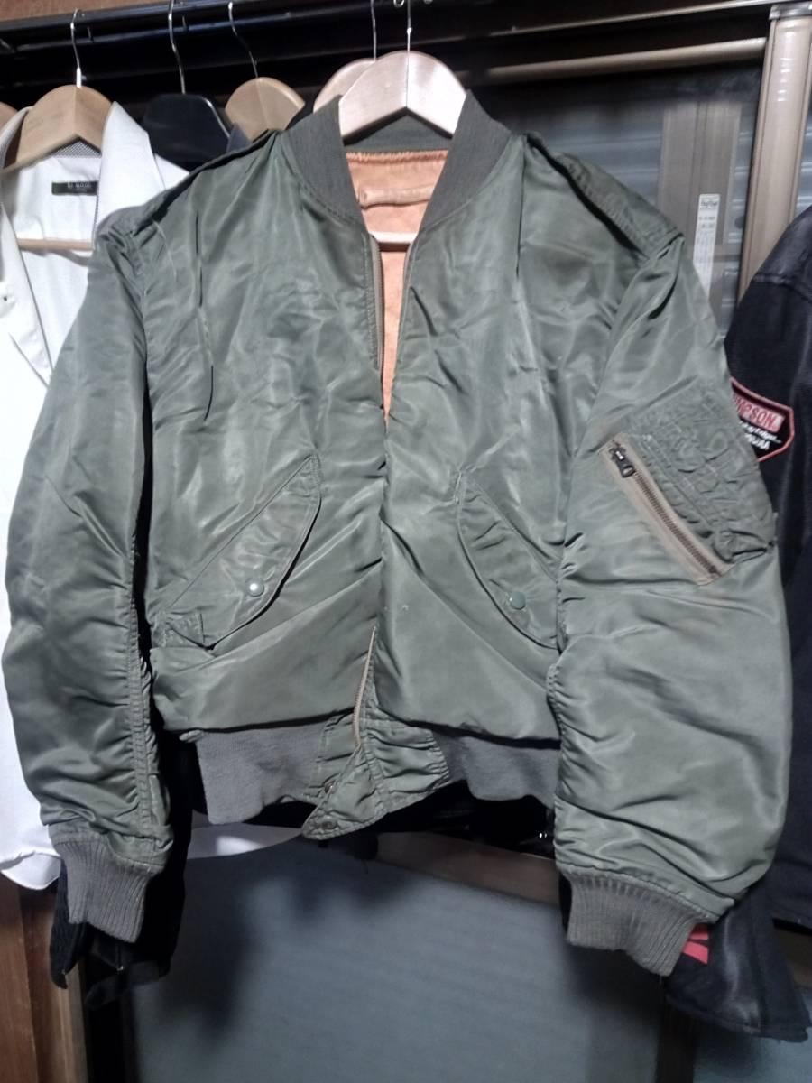 実物 スカイラインクロージング SKYLINE CLOTHING L-2B フライトジャケット