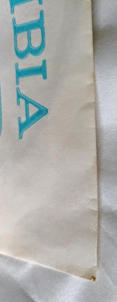 EPレコード宇宙戦艦ヤマトⅢからヤマトよ永遠に(ささきいさお)、別離(堀江美都子)中古訳あり品にて本文要確認送料無料ネコポス_袋汚れあり