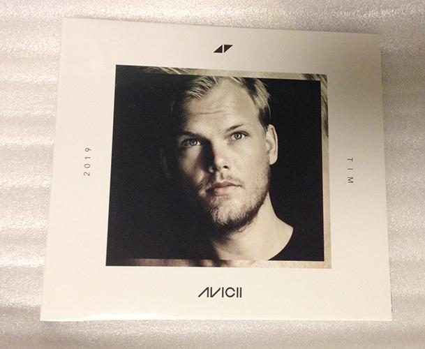 Avicii/アヴィーチー「TIM」輸入盤★美品