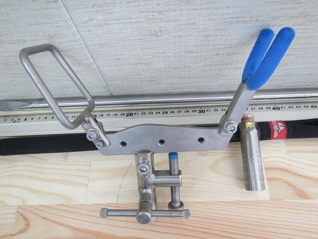 ピトンガードは17.5mmまで対応