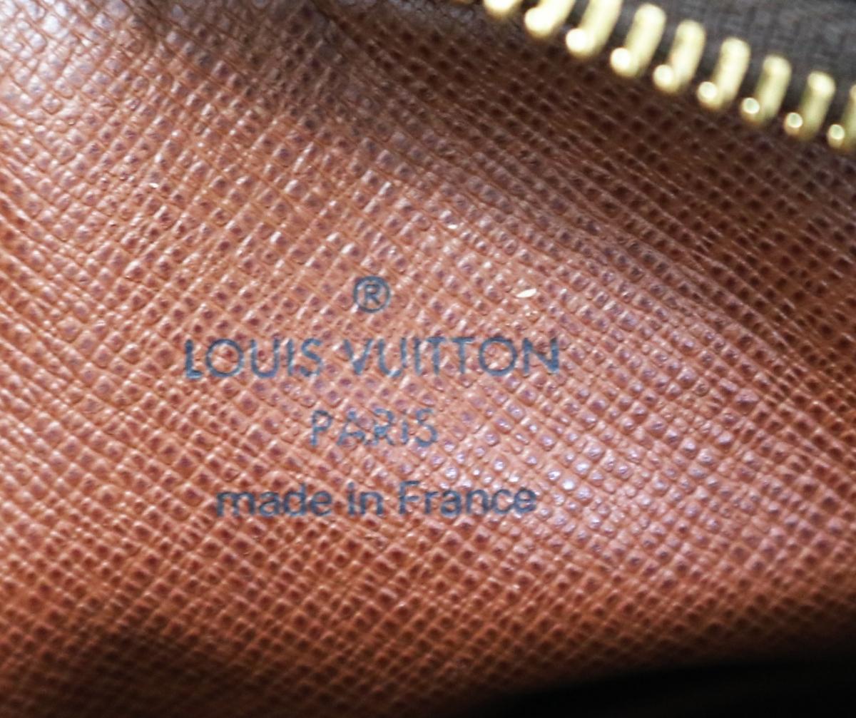 88GVM 美品 LOUIS VUITTON/ルイヴィトン アマゾン モノグラム キャンバス ショルダーバッグ M45236 斜めかけ ポシェット_画像8