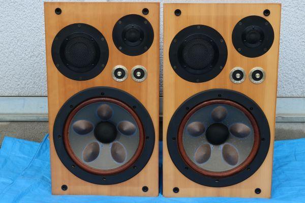 TA481C//Victor ビクター スピーカー SX-7 ペアセット 3Way ブックシェルフ型スピーカーシステム オーディオ
