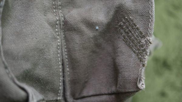 Sam 2322 60sドイツ軍 山岳部隊マウンテンリュック スウェーデン軍 送料無料 軍用 軍物 軍モノ ミリタリー ビンテージ_画像7