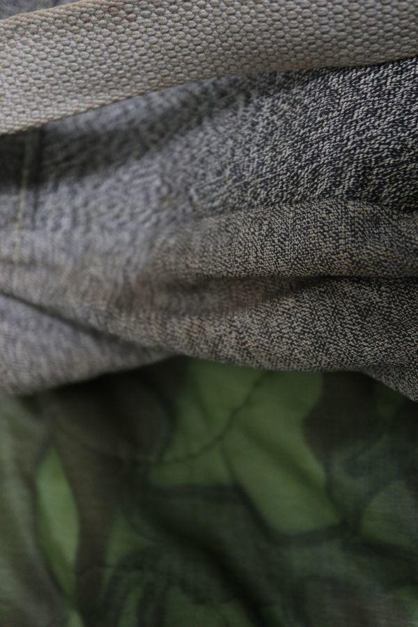 Sam 2206 スイス軍 ソルトアンドペッパー ショルダーバッグ 軍用 軍物 軍モノ ミリタリー ビンテージ_画像7