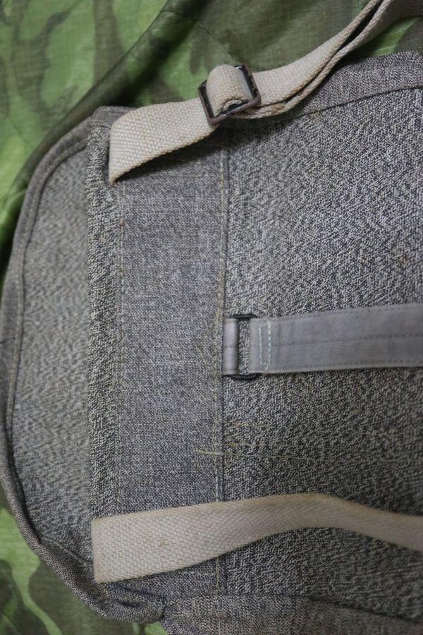 Sam 2206 スイス軍 ソルトアンドペッパー ショルダーバッグ 軍用 軍物 軍モノ ミリタリー ビンテージ_画像6