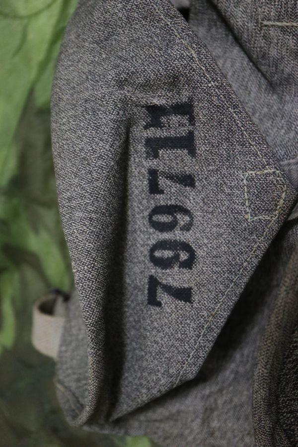 Sam 2206 スイス軍 ソルトアンドペッパー ショルダーバッグ 軍用 軍物 軍モノ ミリタリー ビンテージ_画像2