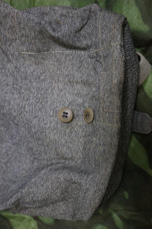 Sam 2206 スイス軍 ソルトアンドペッパー ショルダーバッグ 軍用 軍物 軍モノ ミリタリー ビンテージ_画像4