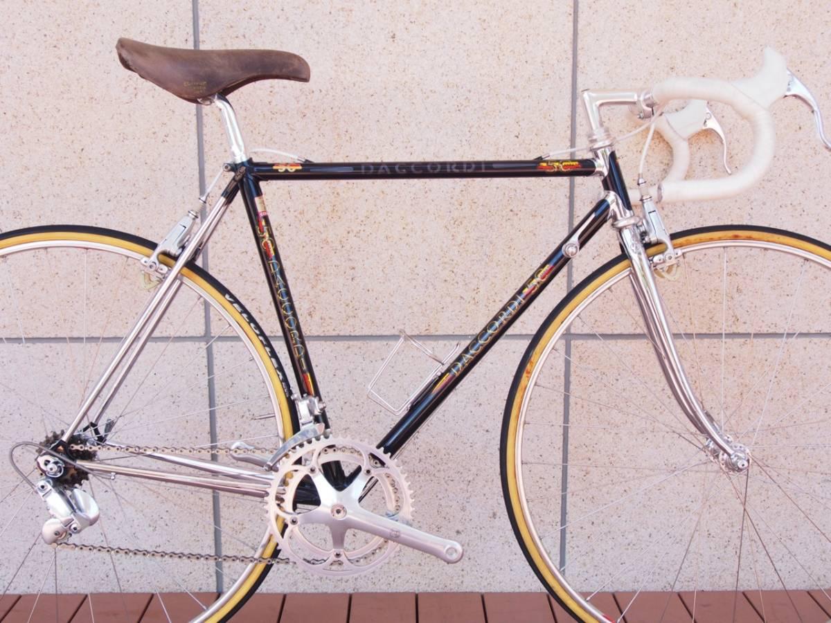 ★イタリアンビンテージロードバイク DACCORDI 50th Anniversary 1987y ダッコルディ カンパ Cレコ★_画像1