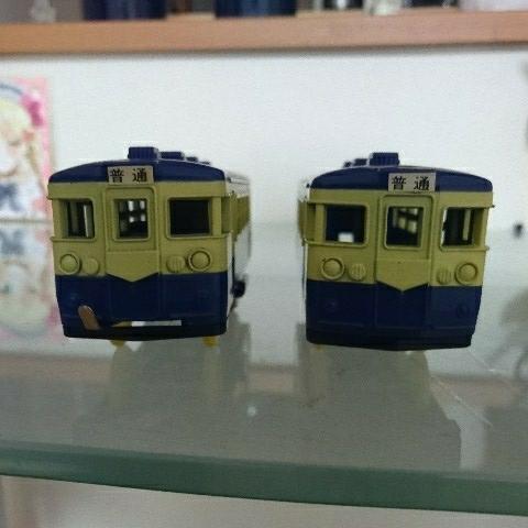 プラレール 近郊型でんしゃふみきりえきセット バラし品 165系 スカ色 113系 東海急行 日本製 東海型急行電車 日本製 希少 動作OK plarail_画像5