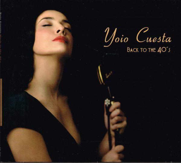 Yoio Cuesta / Back To The 40's (輸入盤デジパックCD)
