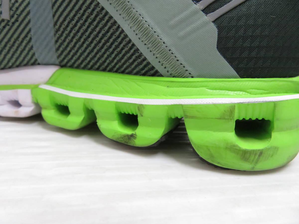 On 15.99991 Cloudflow Moss Lime US:M9 27.0cm オン クラウドフロー モス ライム メンズ ランニングシューズ スニーカー スポーツ 運動 靴_画像8