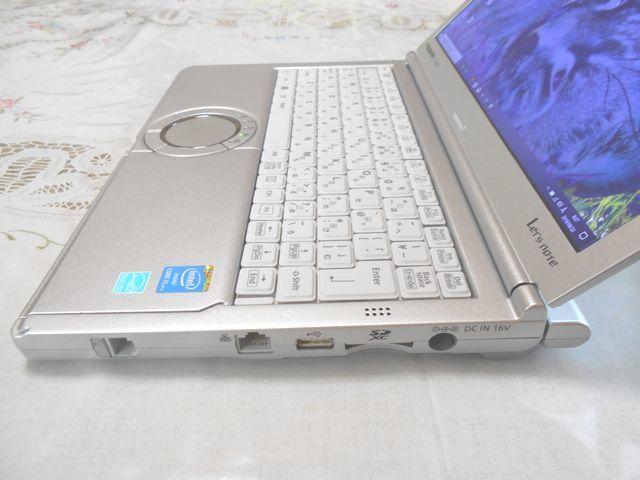 ★ほぼ美品★ Panasonic Let's note CF-NX3 Core i5/4GB/320GB/Windows10 Pro/Office2016 NO,6002_画像5