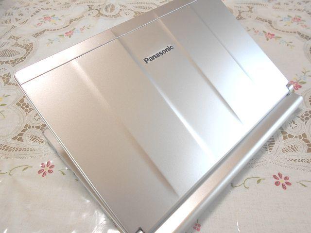 ★ほぼ美品★ Panasonic Let's note CF-NX3 Core i5/4GB/320GB/Windows10 Pro/Office2016 NO,6002_画像6