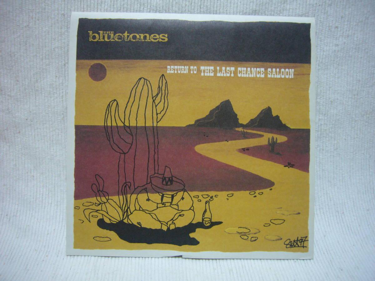 即落札 / THE bluetones ザ・ブルートーンズ 国内盤CD / Return To The Last Chance Saloon 歌詞&訳詞カード付き!_画像1