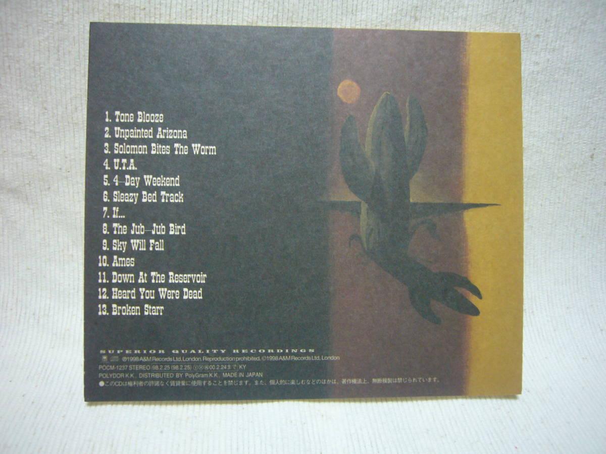 即落札 / THE bluetones ザ・ブルートーンズ 国内盤CD / Return To The Last Chance Saloon 歌詞&訳詞カード付き!_画像7