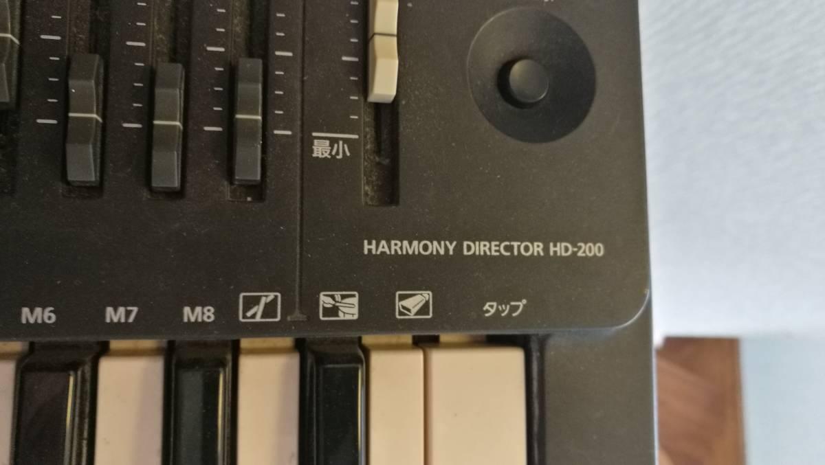YAMAHA ハーモニーディレクター HD-200 ヤマハ_画像3