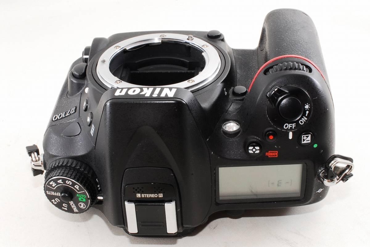 〓極美級〓 ニコン Nikon D7100 超望遠 Wレンズセット ★ ダブルレンズセット ♪_画像6