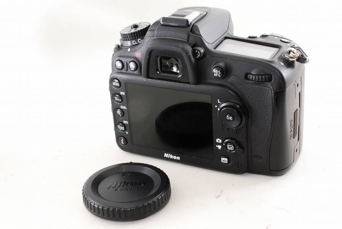 〓極美級〓 ニコン Nikon D7100 超望遠 Wレンズセット ★ ダブルレンズセット ♪_画像8
