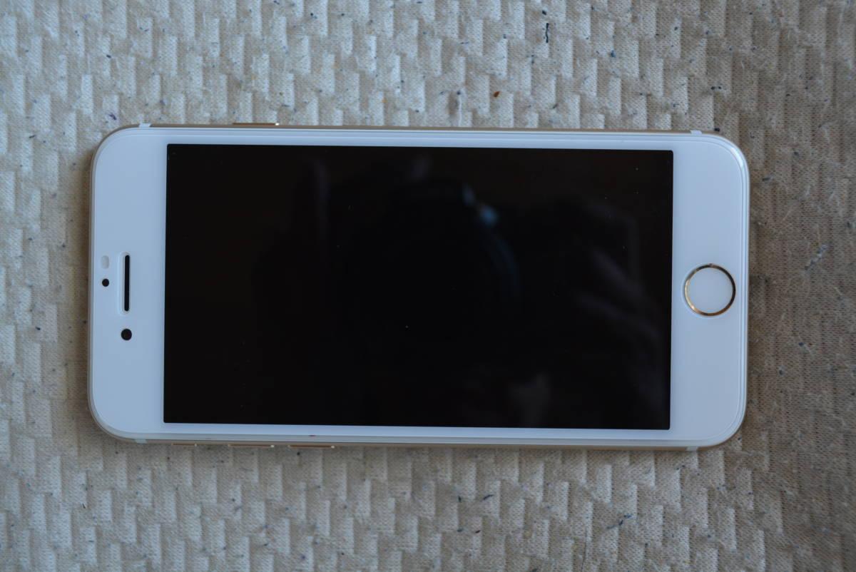 ドコモ iPhone7ゴールド 32G(ほぼ新品)_画像3